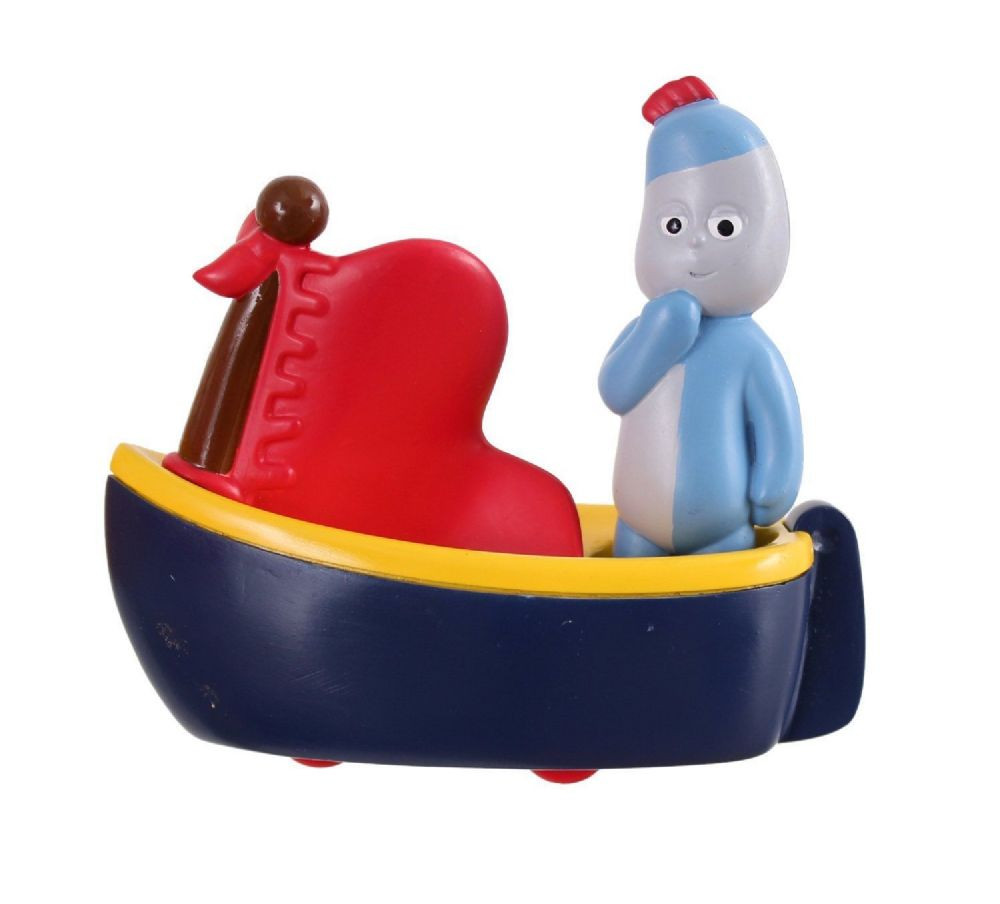 In The Night Garden Roll Along Igglepiggle With Boat